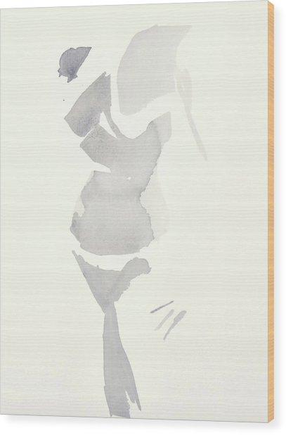 torso_1228 Up to 70 x 90 cm Wood Print