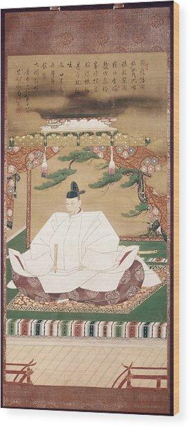 Toyotomi Hideyoshi Wood Print
