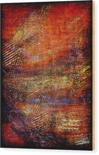Tradewind Wood Print