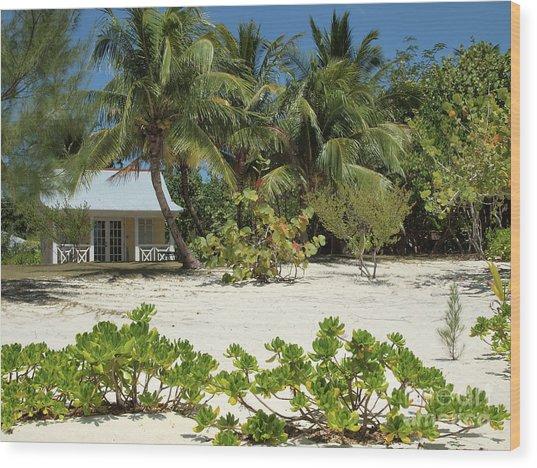 Tropical beach house cayman islands photograph by james for Beach house prints