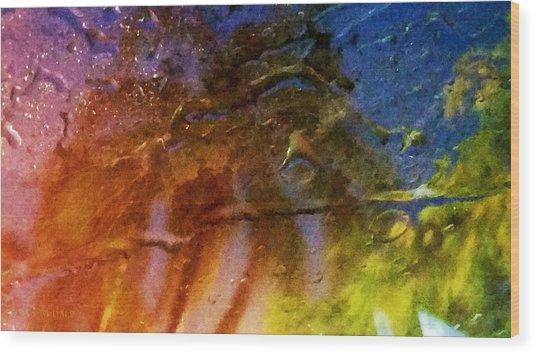 Tropical Low #4 Wood Print