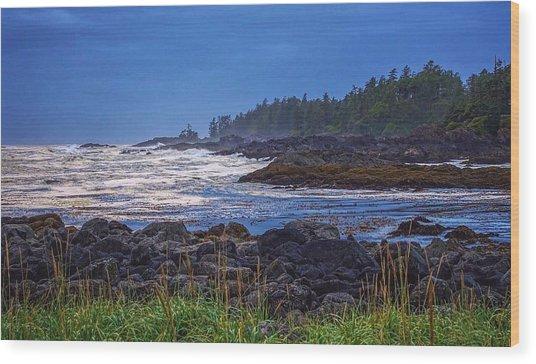 Ucluelet, British Columbia Wood Print