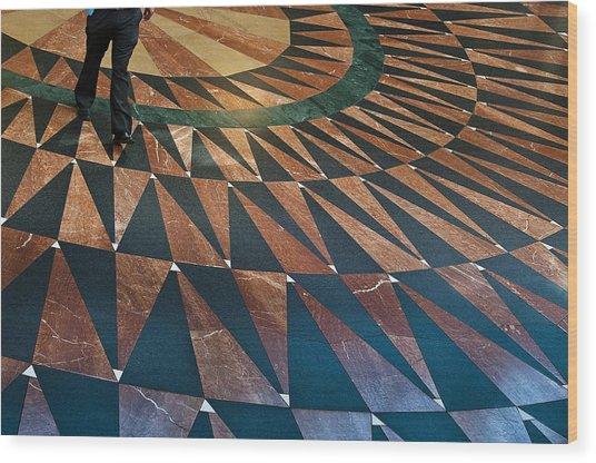 Union Floor Wood Print