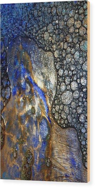 Untitled 14 Wood Print