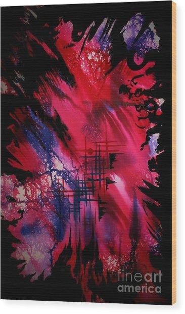 Swapnaneel Wood Print