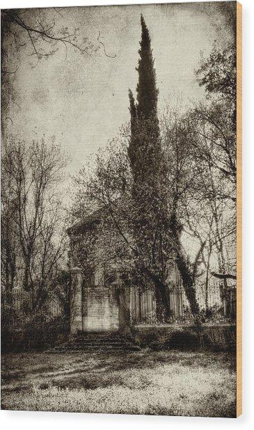 Untitled N.96 Wood Print