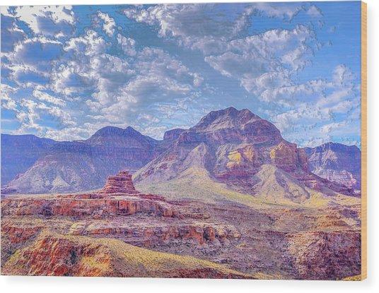Utah Revisited Wood Print