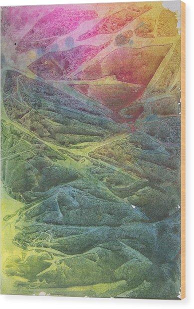 Vaarn Wood Print