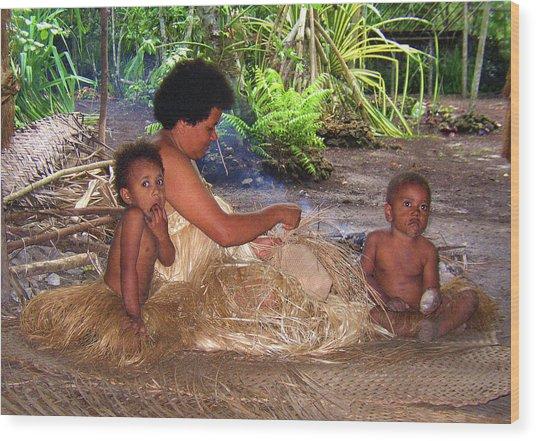 Vanuatu 3 Wood Print