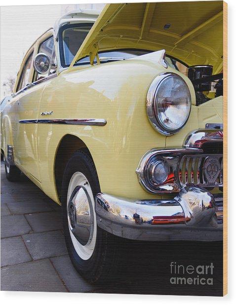 Vauxhall Velox Wood Print