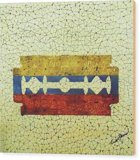 Venezuela Wood Print by Emil Bodourov