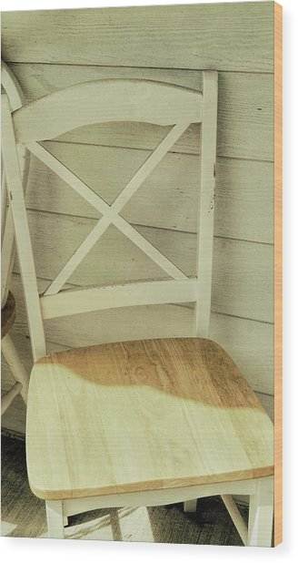 Very Simple Wood Print by JAMART Photography