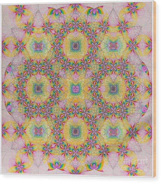 Vessel Wood Print by Nofirstname Aurora