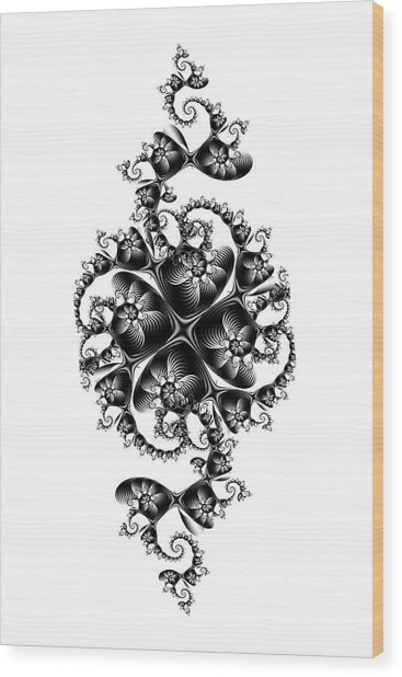 Victorian Air Conditioner Wood Print by David April