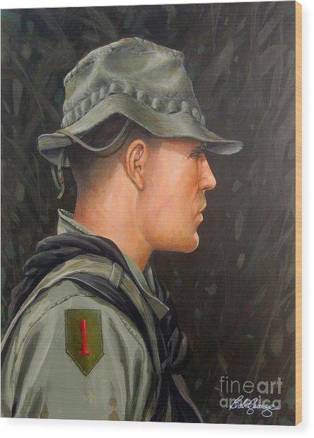 Vietnam Portraits No.12 Wood Print