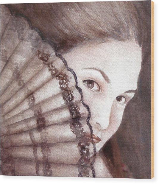 Viva La Fiesta Wood Print by Dorothy Nalls