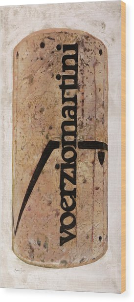 Voerzio Martini Wood Print