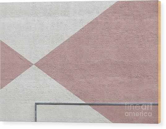 Wall #2944 Wood Print