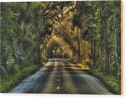 Walter Boardman Lane Wood Print