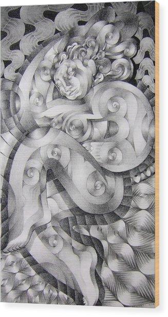 Whim Wood Print