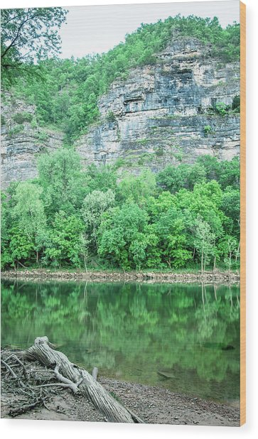 White River, Arkansas 4 Wood Print