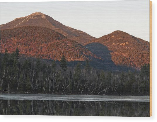 Whiteface Mt  Wood Print