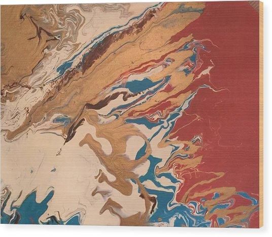 Wildside Wood Print