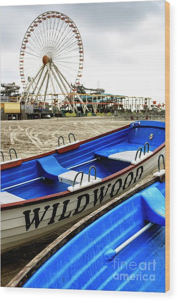 Wildwood 2008 Wood Print
