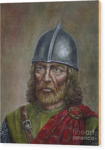 William Wallace Wood Print