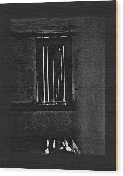 Window 3776 Wood Print