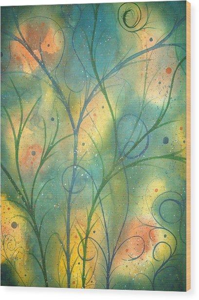 Winds Of Change 2 Wood Print by Scott Harrington