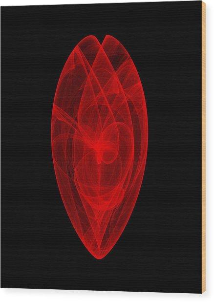Within Stone V Wood Print