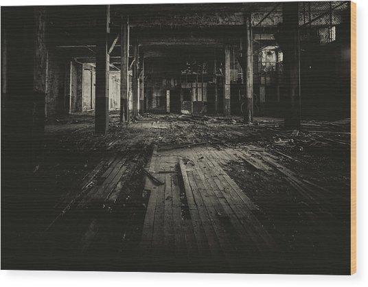 Ws 1 Wood Print