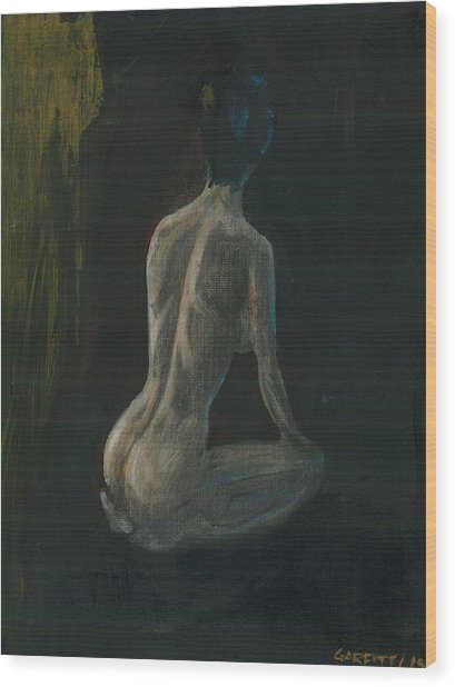 Xiao Hua Wood Print