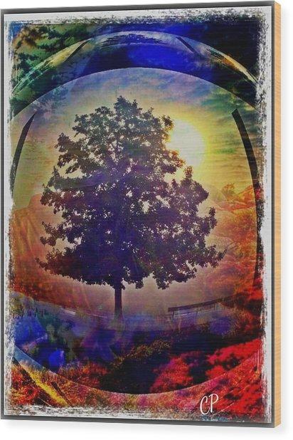 Yakshis Wood Print