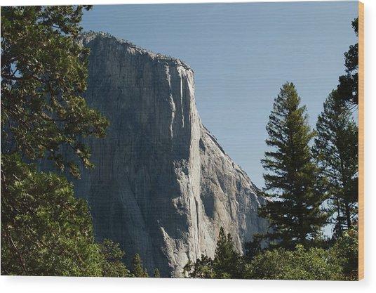 Yosemite Wood Print by Nick Jones