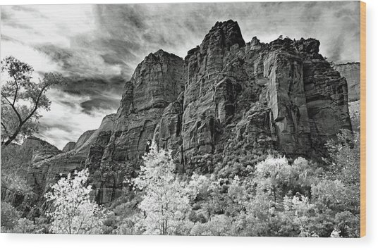 Zion No. 67-2 Wood Print
