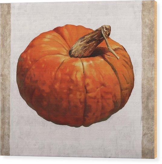 Zucca Borgogno Wood Print