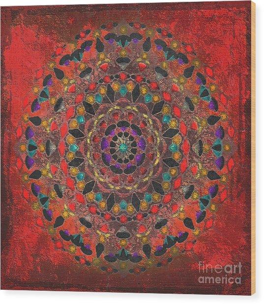 Zuni II 2015 Wood Print