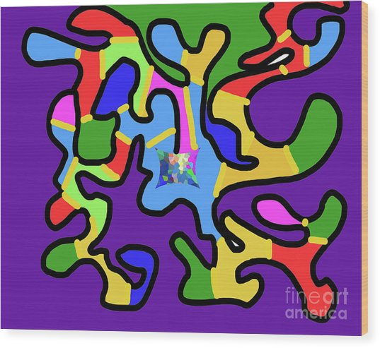 11-29-2008x Wood Print