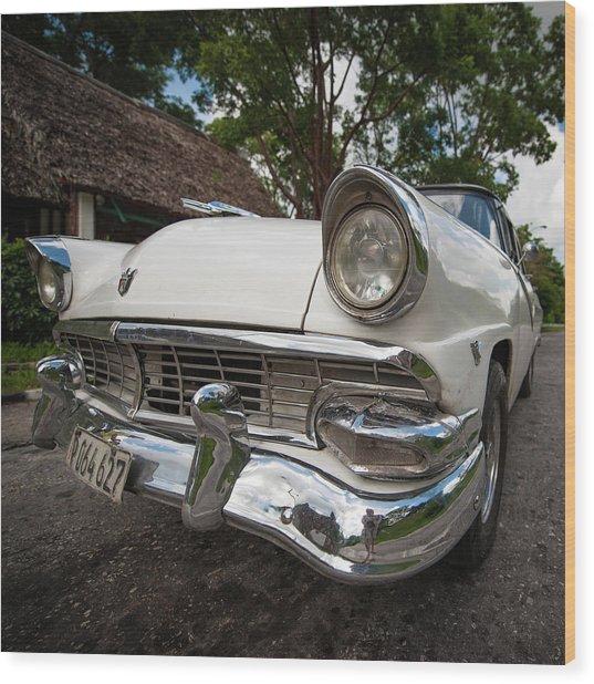 1953 Cuba Classic Wood Print