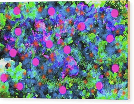 3-14-2009xabcdefghijklmnopqr Wood Print