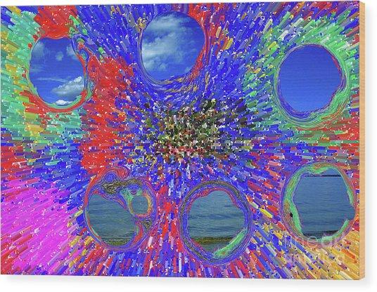 3-2-2009a Wood Print