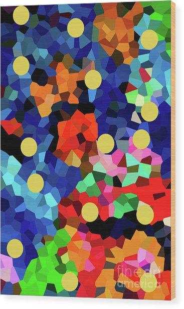 3-23-2010a Wood Print