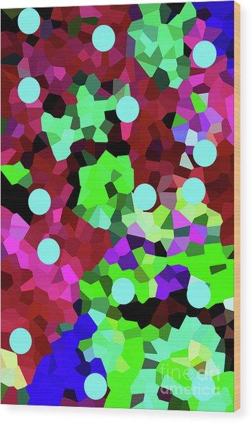 3-23-2010abcdefghijklm Wood Print