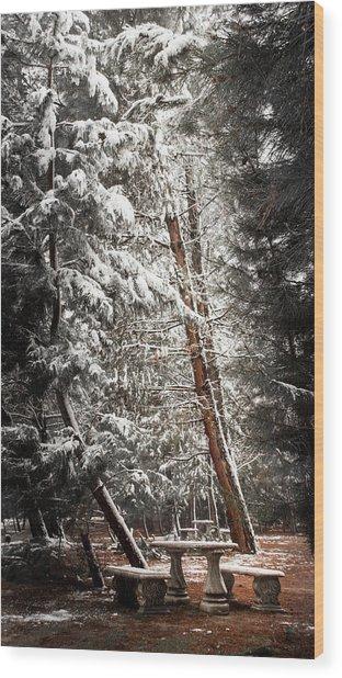 D4758 Wood Print
