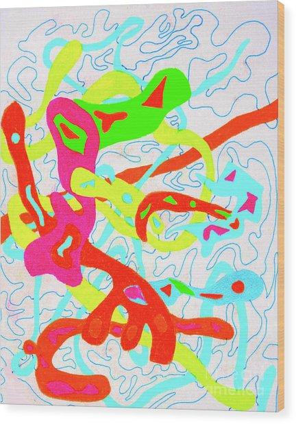 4-12-2010a Wood Print