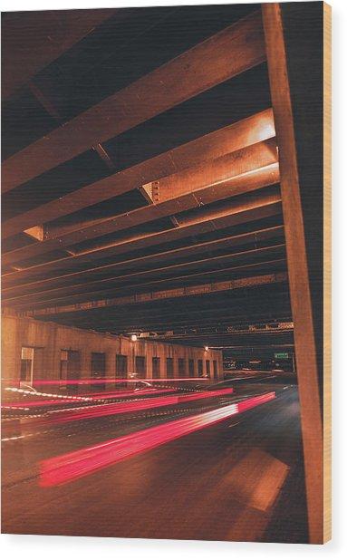 800 Milliseconds Wood Print
