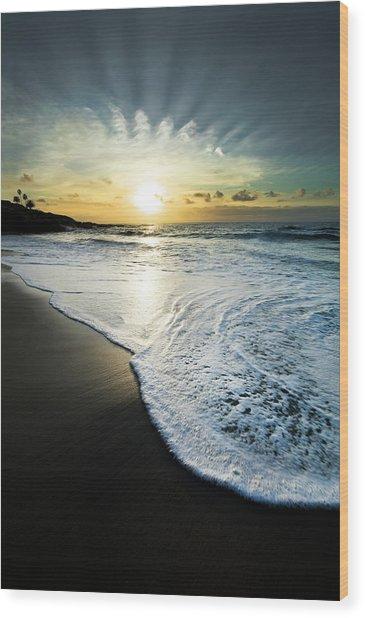 Usa, California, La Jolla Wood Print by Jaynes Gallery