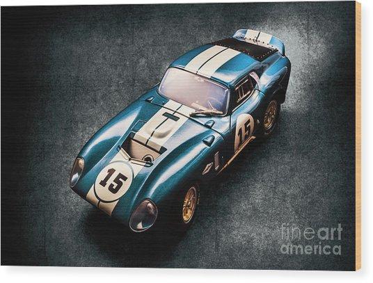 A Daytona Classic Wood Print